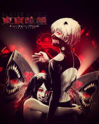 Tokyo Ghoul - Season II 2015 by VonDeLua