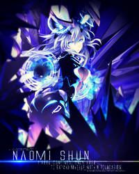 Naomi Shun by VonDeLua