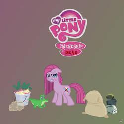 My Little Pony Friendship Is Dead By Peichenphilip On Deviantart