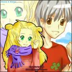 Honey and Clover fanart by eizu