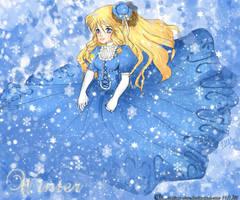 Contest Entry: Winter by eizu