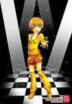 Art Trade: Bright Melody by eizu