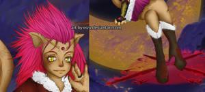 Magical Twist - close up by eizu