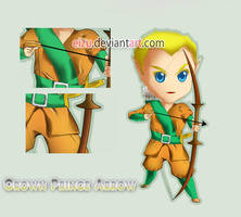 Commission: Prince Arrow by eizu