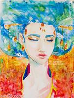 Phoenix by eizu