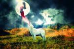 Wolf Spirit by TDartist
