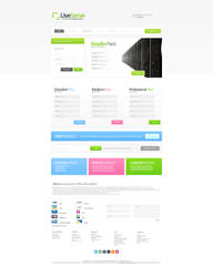 Liveserv - A COMPANY OF PURE HOSTING SERVICE by TDartist