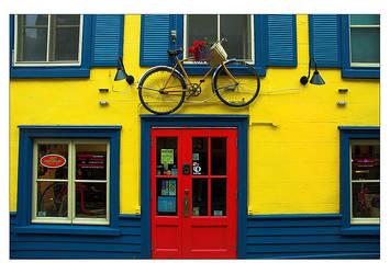 A bike shop by manuamador