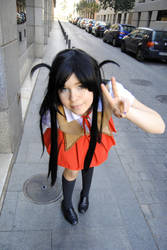 School Rumble - Clumsy by YumiAznable