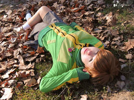 Persona 4 - Sunlight by YumiAznable