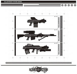 Kalashnikov future series by g2x