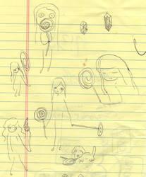 lollipop doodles by Hide-n-seek