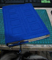 River Song Diary Book cover by dragaodepapel