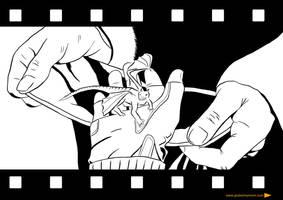 Movie Scene 001 by dragaodepapel