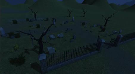 Graveyard by dragaodepapel
