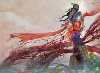 Krishna - a journey within by tejomaya