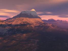 Sunset Range by GTX-Media