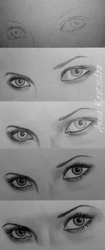 Eyes [ Tutorial ] by annakoutsidou