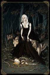 Tarot - Death by bluefooted