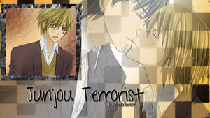 Wallpaper: Junjou Terrorist by AlexaYaoiGirl