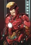 Iron Man by MrRedButcher
