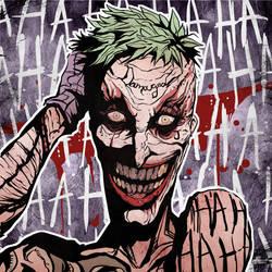 Joker - DCEU Version by MrRedButcher