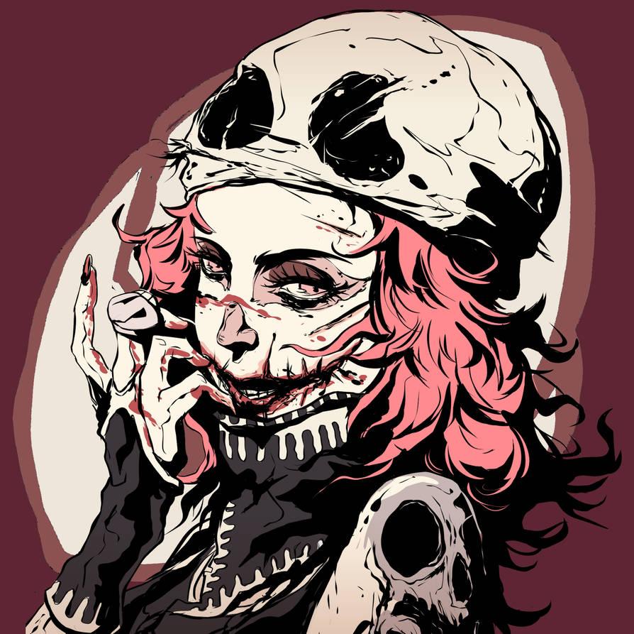 Team Skull by MrRedButcher