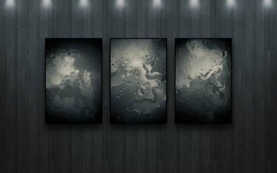 Hardwood Rain by SlavaKM