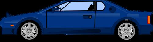 Lotus Esprit GT3 (vector) by adampanak