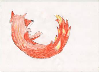 Fox by adampanak