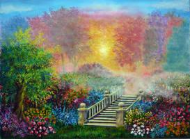 Secret Garden by AnnMarieBone
