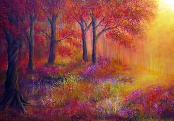 Autumn's Song by AnnMarieBone