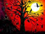 Happy Halloween! by AnnMarieBone