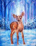 First Winter by AnnMarieBone