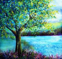 Sweet Spring by AnnMarieBone