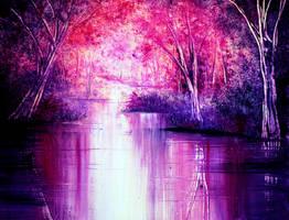 Calm Waters by AnnMarieBone
