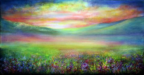 Derbyshire Dream by AnnMarieBone