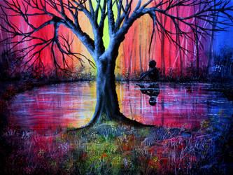 Dream a Dream by AnnMarieBone