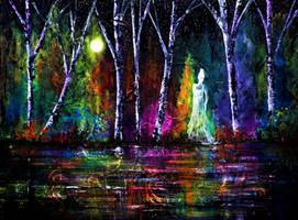 Midnight Spirit by AnnMarieBone