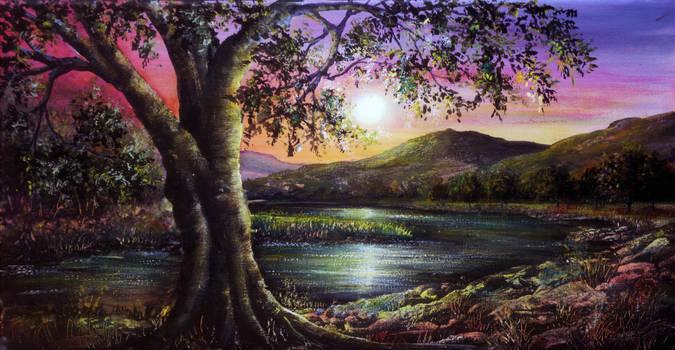 One Evening by AnnMarieBone