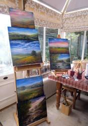 Views of Derbyshire by AnnMarieBone