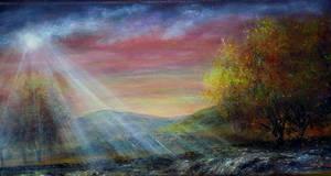 Derbyshire Rays by AnnMarieBone