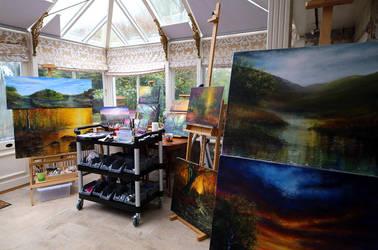 Work in Progress... by AnnMarieBone
