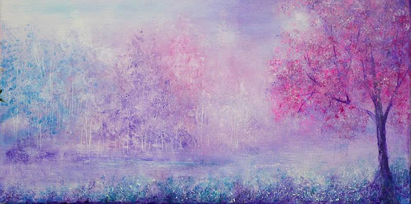 Pastel Spring by AnnMarieBone