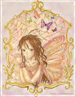 - Butterfly Faerie - by xonnie