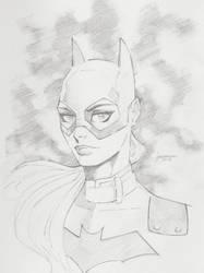 Batgirl by cjamerlan