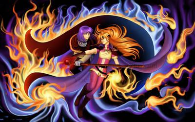 - Fiery Stuff - by Yiuokami