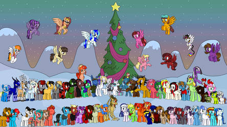 One Cinematic Christmas by EmeraldBlast63