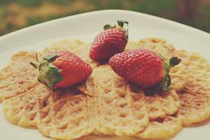 Yummy Waffles by EneKiedis