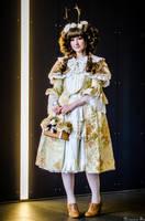 Lolita in Winter: Full Costume by darkagesun